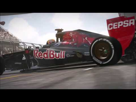 Every Codemasters F1 Trailer [F1 2009-F1 2016]