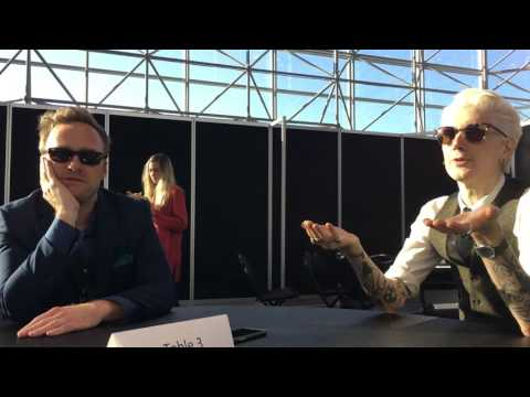 The Venture Bros.   Doc Hammer & Jackson Publick NYCC2016