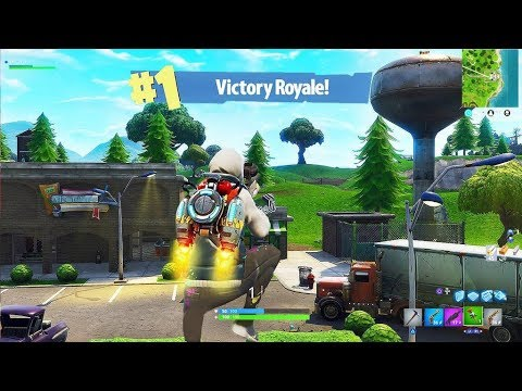 """NEW Fortnite """"JETPACK"""" UPDATE! - How to USE """"JETPACK"""" in Fortnite: Battle Royale! (NEW UPDATE)"""