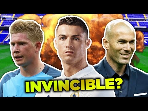Have Ronaldo and Zidane Made Real Madrid Unbeatable?! | W&L