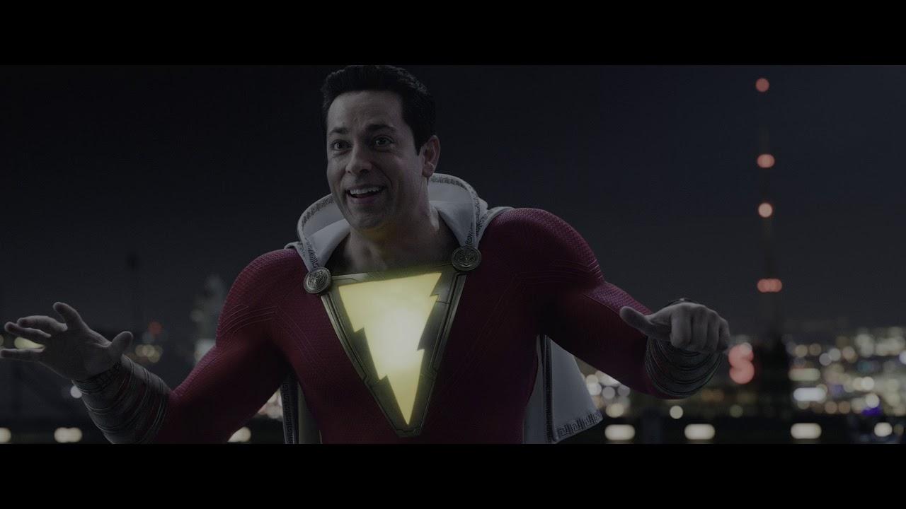 Download Shazam vs Dr. Sivana (Final) / Shazam! [4k]