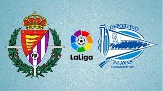 Real Valladolid vs Deportivo Alavés - Highlights & All Goals - La Liga 2018/19 - Gameplay