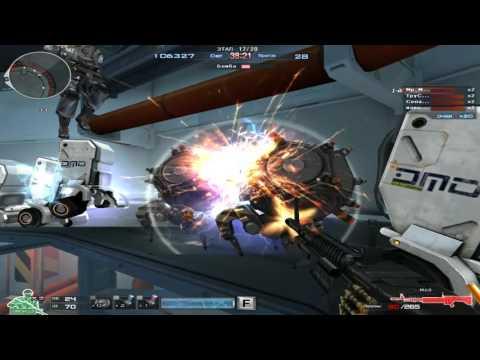 CrossFire: Люди против роботов