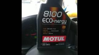 Мнение про масло Motul   5w-30 после 200000 км