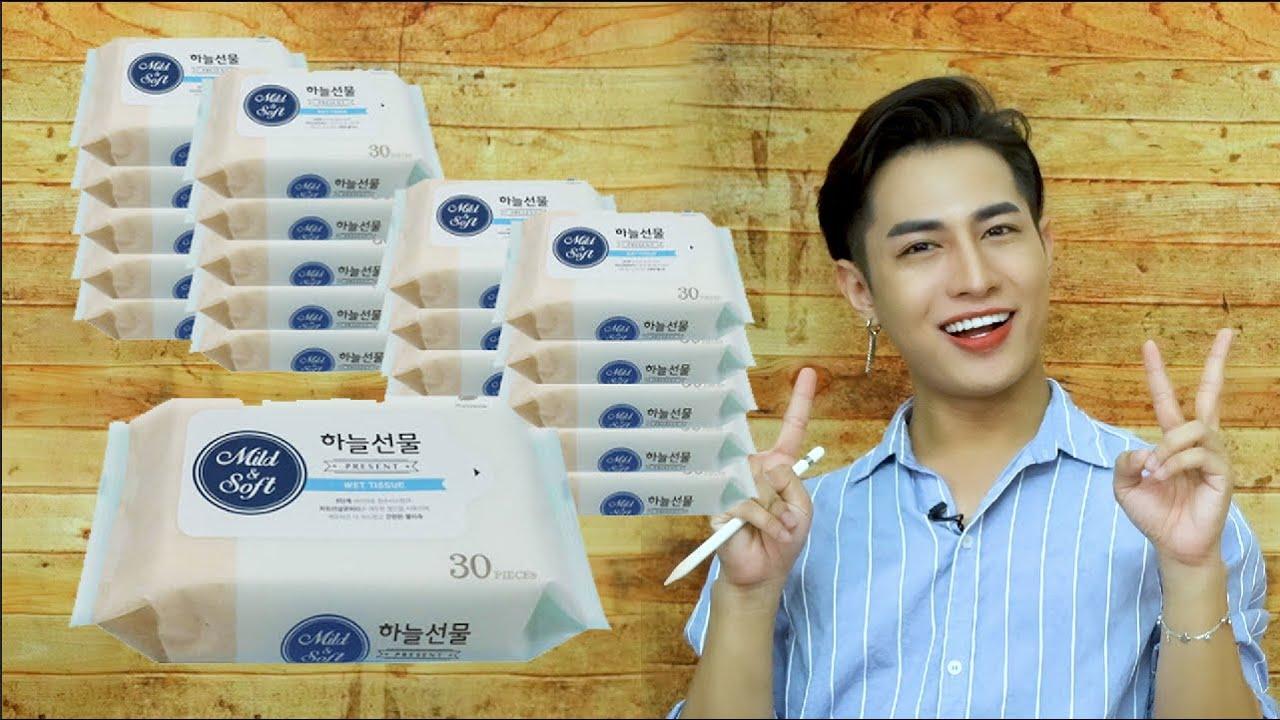 [TẬP 2] | Học tiếng Hàn từ hộp GIẤY ƯỚT | 포함 vs 별도 | 단계 vs 계단 | 개봉??? | WONDER HU
