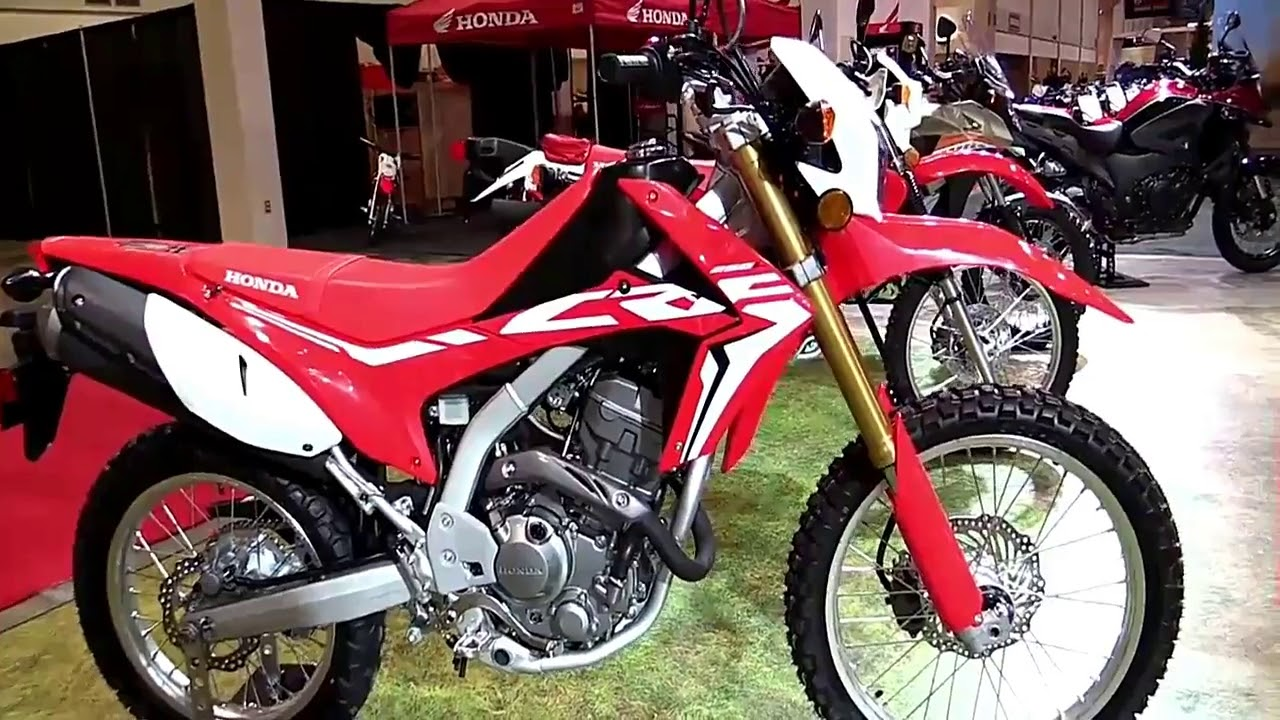 2019 Honda Crf250l Abs Complete Accs Series Lookaround Le Moto