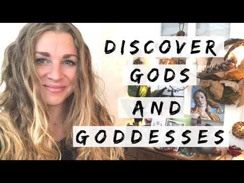 Dancing With Deity | Discovering Gods, Goddesses, and Archetypes