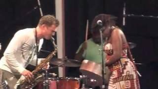 Chiwoniso and Max Wild-IWAI NESU