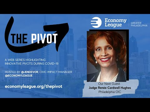 The Pivot: #22 Healing as a City with Judge Renee Cardwell Hughes