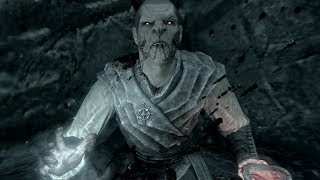 Skyrim - EXTREMELY RARE Male Ancient Vampire
