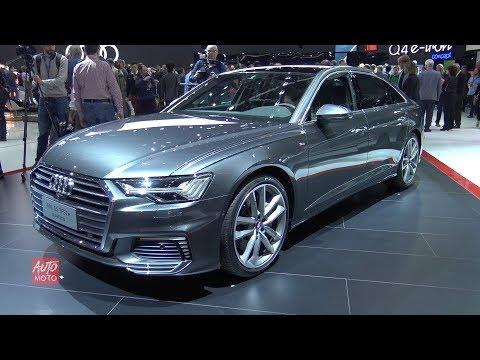 2020 Audi A6L 55 TFSI-e Quattro - Exterior And Interior - Debut at Geneva Motor Show 2019