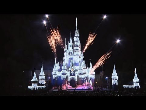 Top 5 Holiday Celebrations at Walt Disney World Resort