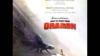 How to Train your Dragon Score-Not So Fireproof  #12