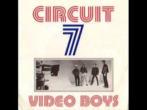 CIRCUIT 7 - Modern Story - ( 7 inch single)