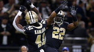 The New Orleans Saints took advantage of the Carolina Panthers' misfortunes | NFL Primetime | ESPN