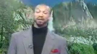 Black TV Preacher curses up a storm!