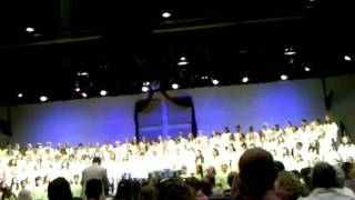 Honor Choir Singing Gallop