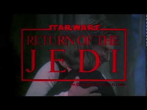 Return of the Jedi trailer