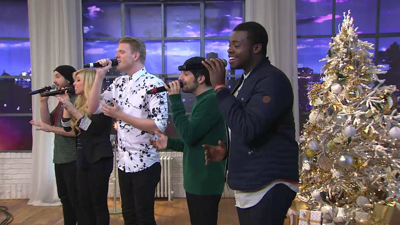 Pentatonix That's Christmas to Me CD & Bonus CD with Jane Treacy ...