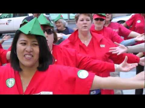 Dancing in the Streets: Robin Hood Protest Comes to SF- First Stop JPMorgan Chase! 19 Jun 2012