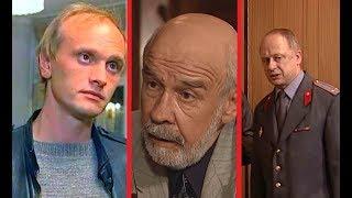 """Ушедшие из жизни актеры сериала """"Бандитский Петербург"""""""