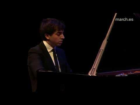 J.P. Rameau - Suite in d minor (selección). José María Villegas, piano.