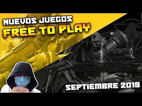 Nuevos Juegos Gratis  Free To Play  Lanzados En Septiembre 2019 l La Cascada De Nostalgia !
