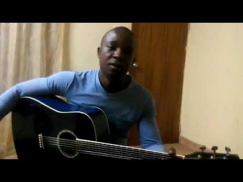 Malatji learning guitar