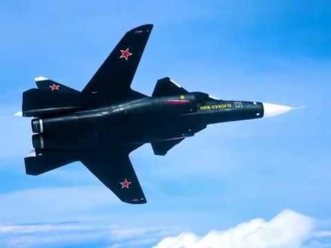 NEW-2009 Sukhoi Su-47