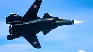 NEW-2009 Sukhoi Su-47 Berkut Golden Eagle - HQ - High QUality