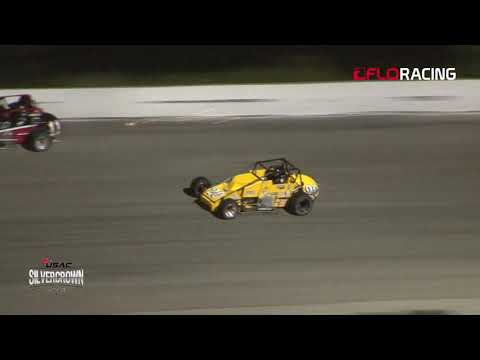 USAC Silver Crown Series Highlights From Salem Speedway