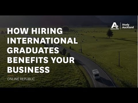 Online Republic – How international grads help businesses su