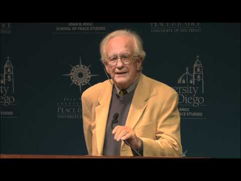 Breaking the Cycle of Violent Conflict with Johan Galtung