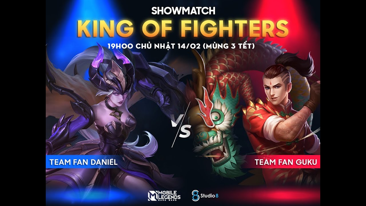Showmatch | King of Fighters | 14/02
