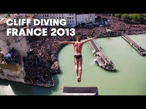 Cliff Diving in France Highlights | Red Bull Cliff Diving World Series 2013