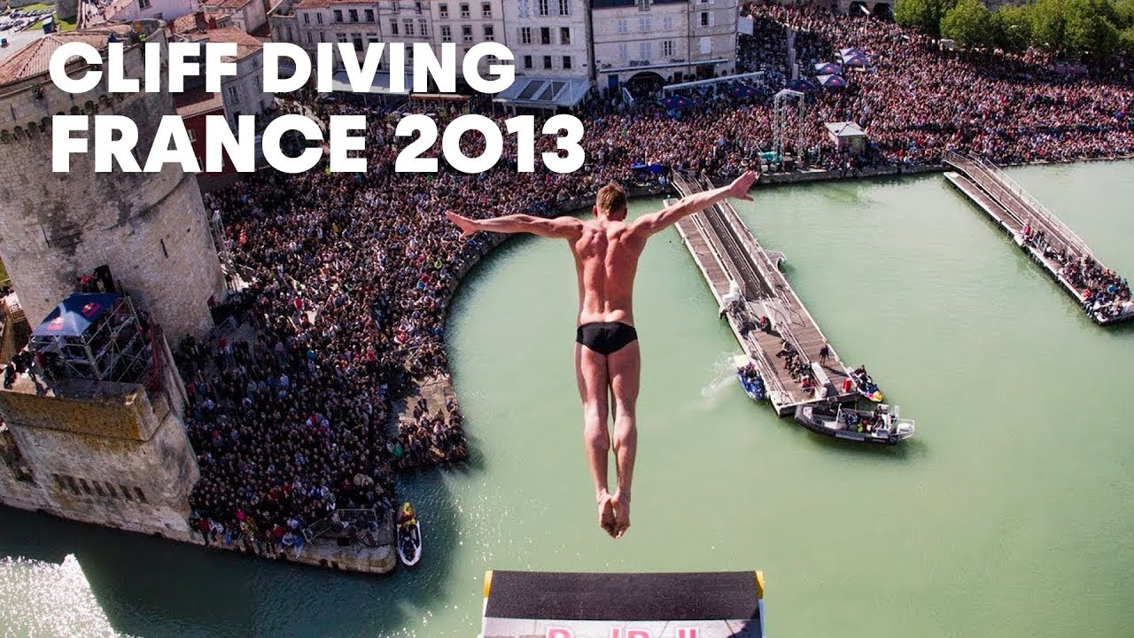 Stunt Wallpaper Hd Cliff Diving In France Highlights Red Bull Cliff