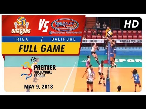 PVL RC Season 2: Lady Oragons vs. NU Purest Water Defenders | Full Game | 1st Set | May 9, 2018
