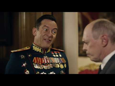 The Death of Stalin (2017 Historical Comedy-Drama) - Official HD Movie trailer