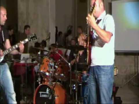 SGARRO's BAND live at ArteColata Licata 2010