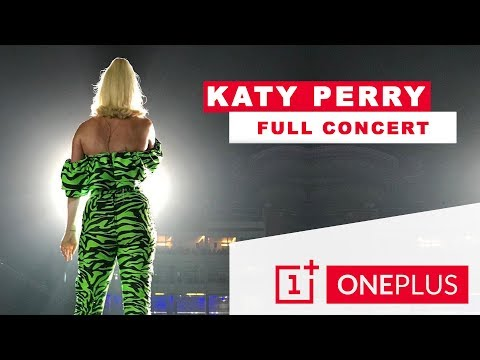 Katy Perry - OnePlus Music Festival 2019 Full Concert (Full HD)