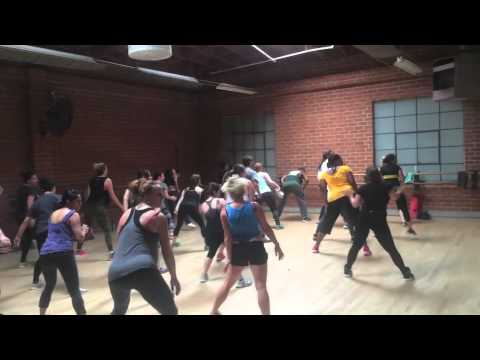Dance Fitness with The DoubleTime Twins