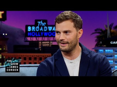 Sex Symbol Jamie Dornan Can't Walk