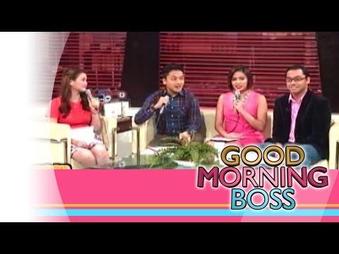 [Good Morning Boss] #TekaMoment [01|23|15]