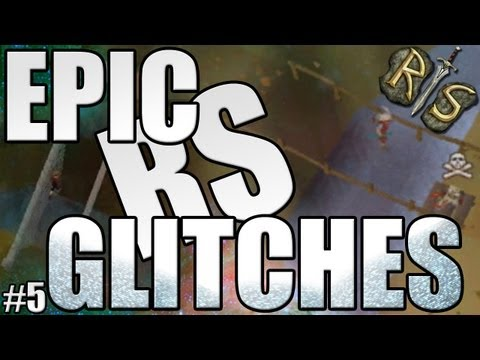 Epic RuneScape Glitches - Episode 5 - Breaking Bridges!