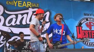 """The Nottingham """"Takan Terhenti"""" Banten Indie Clothing by 7Explore Project"""
