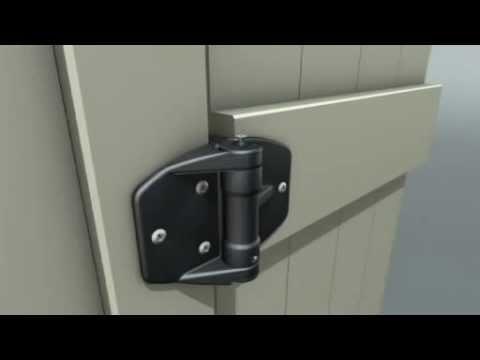 D Amp D Technologies Tca3 Truclose Gate Hinge Installation