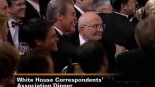 Pres. Bush at 94th Annual White House Correspondents' Dinner