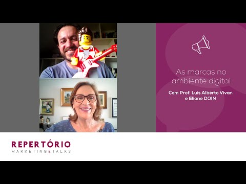AS MARCAS NO AMBIENTE DIGITAL COM PROF. LUIS ABERTO VIVAN