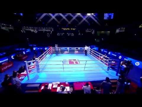AIBA World Boxing Championships Doha 2015 - Session 12 - Semifinals