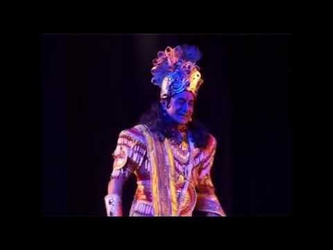 Chakravyuh Play Official Trailer (Starring Nitish Bharadwaj as Krishna)